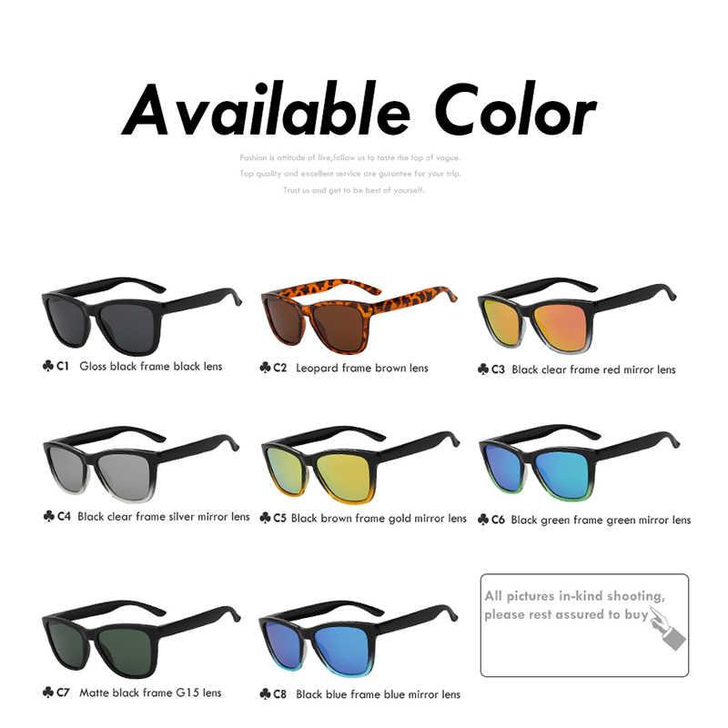 XIU מותג עיצוב גברים במראה משקפי שמש עדשה איש שמש משקפיים וינטג משקפי קלאסי Oculos Gafas UV400