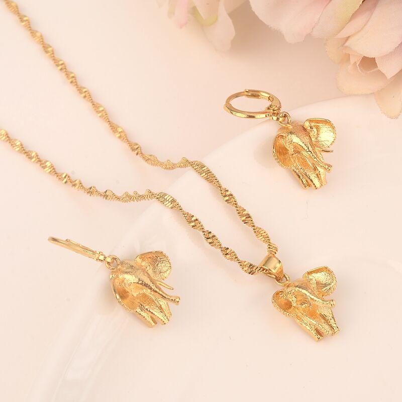 Elephant Jewelry Sets...
