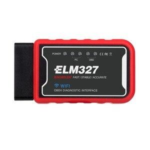 Image 5 - Kingbolen قارئ رمز obd ، elm 327 Pic18f25k80 ، شريحة صغيرة elm327 ، WiFi ، BT ، OBDII ، V1.5 ، قارئ رمز obd 2 elm 327 Wifi