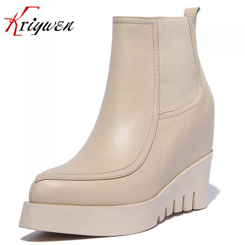 Online Get Cheap Ankle Wedge Booties -Aliexpress.com | Alibaba Group