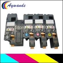 4 X Цвет картридж с тонером для Dell E525w E525 E 525 Вт 525 E525 w CT202253 CT202254 CT202255 CT202256