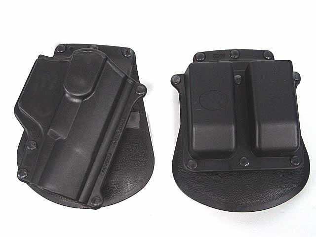 Tattico Walther P99 WA99 Rh Pistol & Magazine Paddle Holster Tattico Esercito Militare