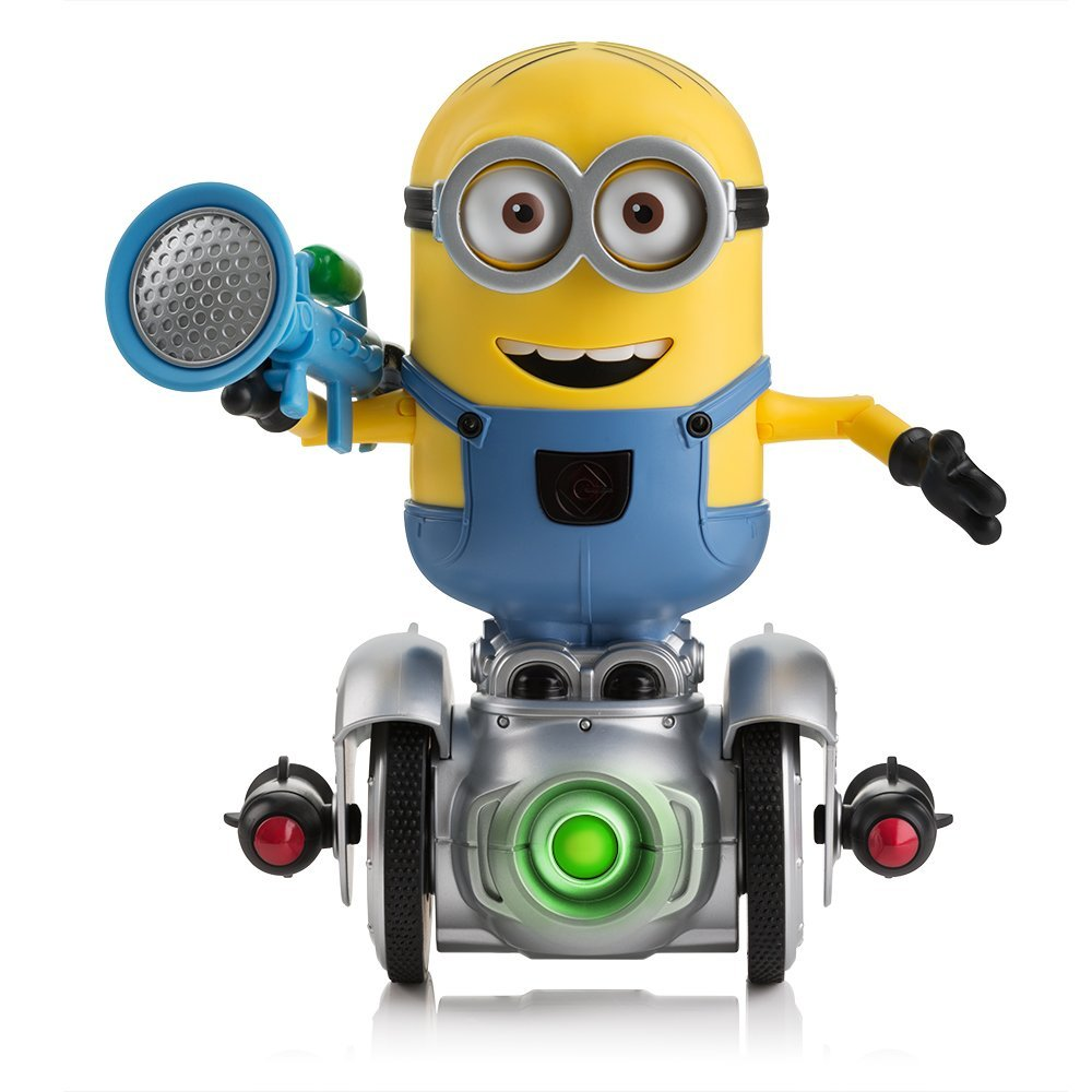 Minion MiP Turbo Dave Robot Despicable Me Comedic Funny Remote Control Program