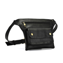 Casual Waist Pack Women Pu Leather Fanny Packs Ladies Luxury Brand Multi Function Waist Bags Female