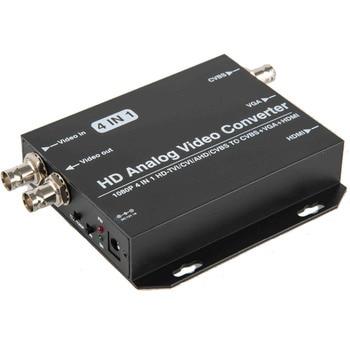 720P 1080P AHD Camera CVI Camera TVI Camera to HDMI VGA CVBS Video Converter for CCTV Camera Support AHD CVI TVI CVB Loop Output bnc connectors for ahd camera cvi camera tvi camera cctv camera coaxial cat5 cat6 cables