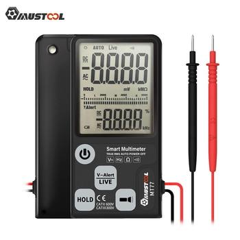 MUSTOOL MT77 Large Screen Smart Digital Multimeter Voltage Tester