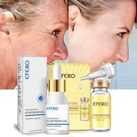 EFERO 1/2 Bottle  Face Serum Moisturizing Whitening Essence Repair Six Peptide Anti Aging Shrink Pores Serum Skin Care Skin Care