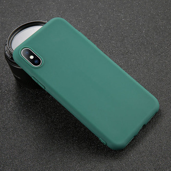 Ultra Thin Green iPhone XS Max Case