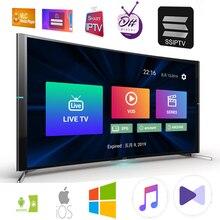 IPTV Adult Subscription M3U Smart TV Box Europe Nederland Spain Sweden Russia Israel Dutch Android9.0 Media Player 6700+Channels