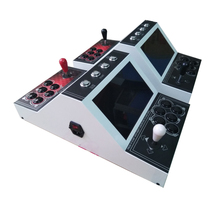 The new upgrade Video mini game machine with Pandora's Box 9D Jamma game board,multi games 2222 in 1 Household game machine 19 in 1 horizontal multicade multigame game board pcb circuit board for jamma video game