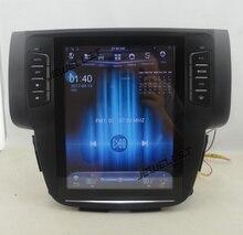 """10.4 """"tesla estilo vertical da tela android 6.0 Quad core GPS de Navegação de rádio Do Carro para Nissan Sentra, Pulsar, Sylphy 2013-2016"""