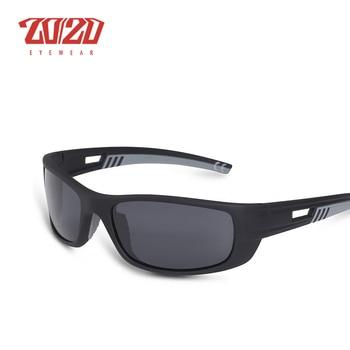 HD Polarized Black Sunglasses 1