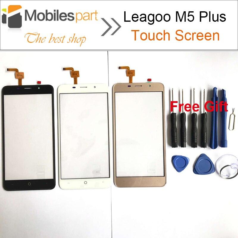 imágenes para Para Leagoo M5 Plus 100% Nueva Pantalla Táctil de Reemplazo Del Panel Digitalizador de Pantalla Táctil para Leagoo M5 Plus de 5.5 pulgadas Smartphone