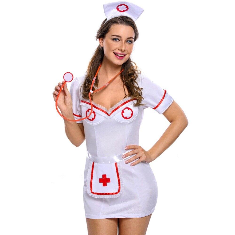 Sexy Nurse Costume Erotic Costumes Role Play Women Erotic Lingerie Nurse Costume Nurse Sexy Costumes Uniform Games Y238
