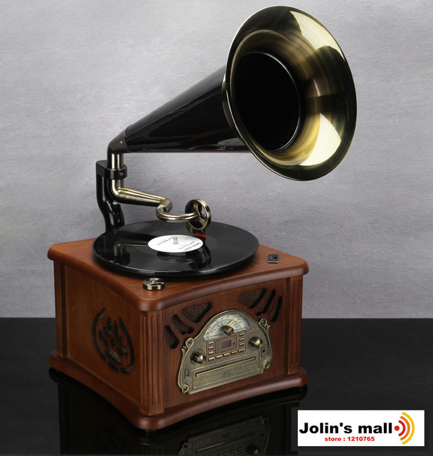 Aliexpress Com Buy High Grade Vintage Small Horn Retro