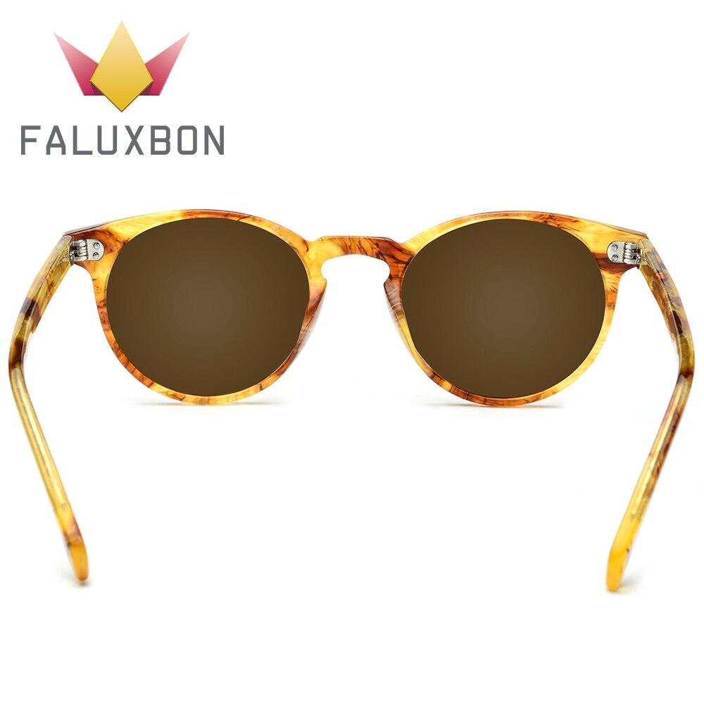 Rezept Frauen Optische Hohe Retro C1 Sonnenbrille Runde c2 Brillen Qualität c3 Myopie Acetat Rahmen Weibliche 505wXIx
