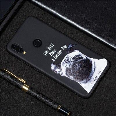 Phone Case For Xiaomi Redmi Note7 Case Soft Silicone TPU Cute Cat Painted Back Cover For Xiaomi Redmi Note7 Case For Redmi Note7 (24)