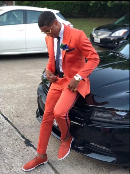 Jacket Pant Bowtie Handkerchief Swallow Tailed Coat Fashion Men Suits Custom Homme Terno Slim Fit