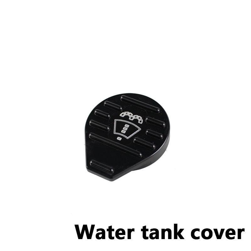 RASTP Oil Filler Cap Coolant Cap Tank Cover for Volkswgen CC Scirocco Engine Aluminum Protect Cap Cover with Logo RS CAP010 in Tank Covers from Automobiles Motorcycles