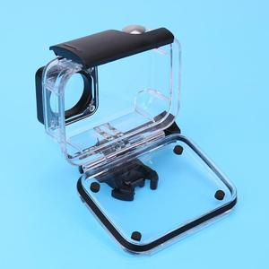 Image 5 - Hot 45M Underwater Diving Waterproof Case for Xiaomi Yi 1 Sports Camera Waterproof Protective Box for Action camera