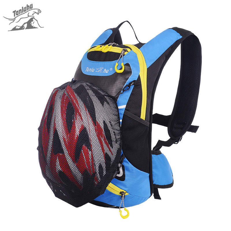 Ultralight Mountain Bicycle Bike Backpack Waterproof Sports Climbing Bags,Outdoor Travel Rucksack Cycling Riding Running Bag mountain bike four perlin disc hubs 32 holes high quality lightweight flexible rotation bicycle hubs bzh002