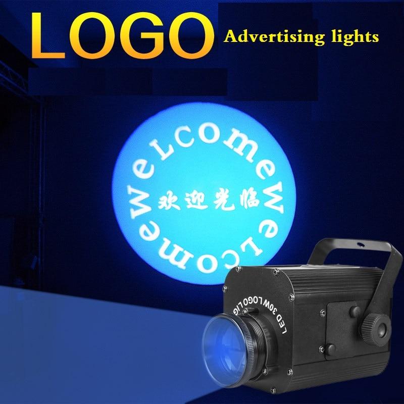 все цены на Advertising lamp led spotlights high-definition pattern text rotation away в интернете