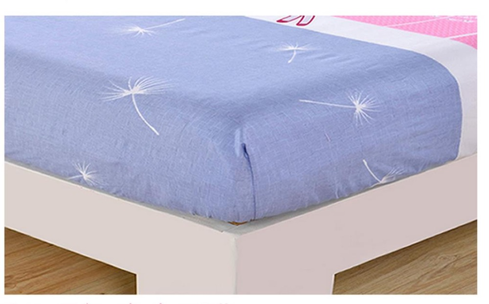 Fitted Sheet Set Mattress Dai li four seasons coverlet protection to simmons mattress shoe dust sheet 1.2/1.5/1.8 m