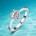 925 pure sliver ring;925 genuine solid pure silver jewelry;Korea jewelry; High quality 925Sterling silver;
