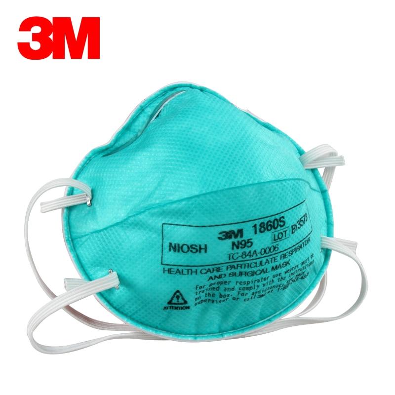 Mask 1860s Filter N95 3m Respirator