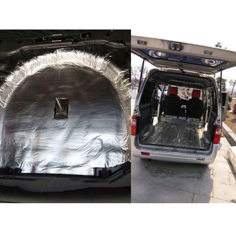 Глушитель огнестойкий портативный теплоизоляция грузовик практичный грузовик изоляционный коврик Автомобили