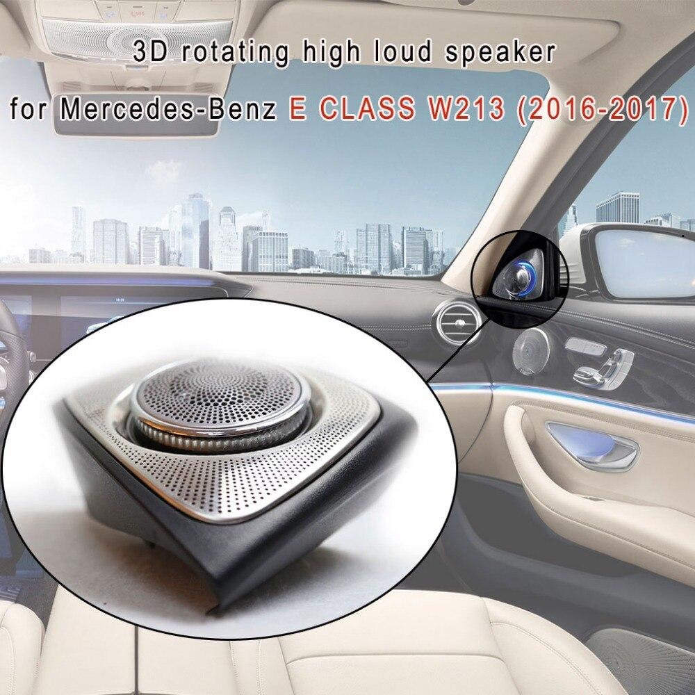 Car Audio system 3D rotating treble Speaker