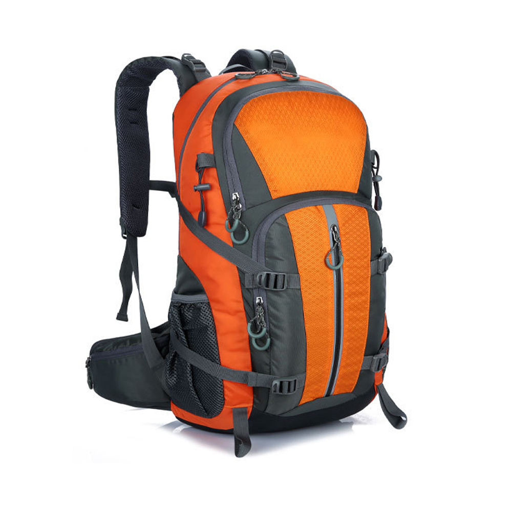 Mochila de senderismo, bolsas de Tienda de Senderismo 40L Mochila para Acampar A