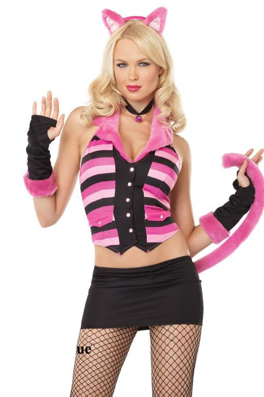 Sexy kitten outfit