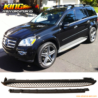 For 07 12 Benz X164 GL450 GL550 OE Style Running Boards Side Step Nerf Bar
