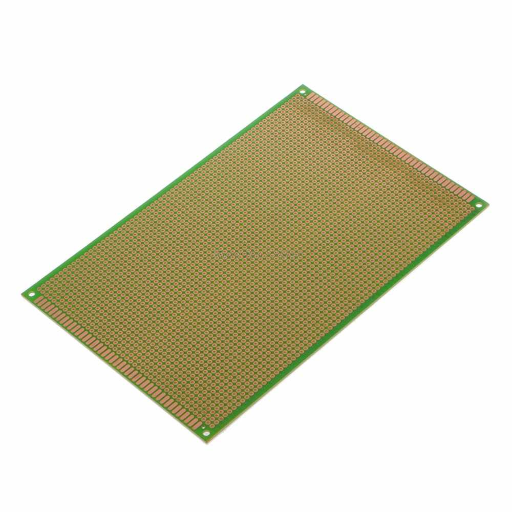 detail feedback questions about 12x18cm fr 4 single side diy12x18cm fr 4 single side diy soldering prototype pcb printed circuit board