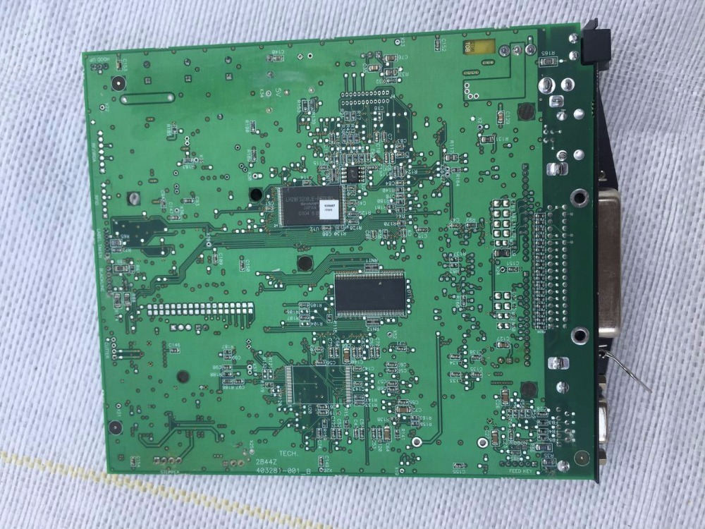 цена на Formatter main board 403281-001 403280-031p for zebra lp2844-z 2844z