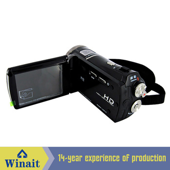 Winait 12.0 Mega Pixels Resolution HDV-T92 digital video camera with support up to 32GB SDHC