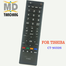 New Replacement Remote Control CT 90326 For TOSHIBA 3D SMART TV CT90326 CT 90380 CT 90386 CT 90336 CT 90351