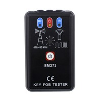 All Sun EM273 Modern Key Fob Tester For Free Detect And Comfirm Radio Frequency Or Infrared