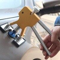 Car Repair Hand Tools Set Practical Hardware Woodworking Tools Dent Lifter Cars Repairing puller 18 Tabs Hail Removal