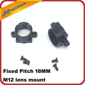 Image 1 - M12 lens mount ABS lens mount camera lens mount the ABS lens holder Fixed Pitch 18MM CY 12x0.5(18mm)B