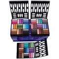 Qualidade profissional 27 cores paleta de sombra mineral brilho fosco paleta nu maquiagem maquiagem beleza Frete grátis