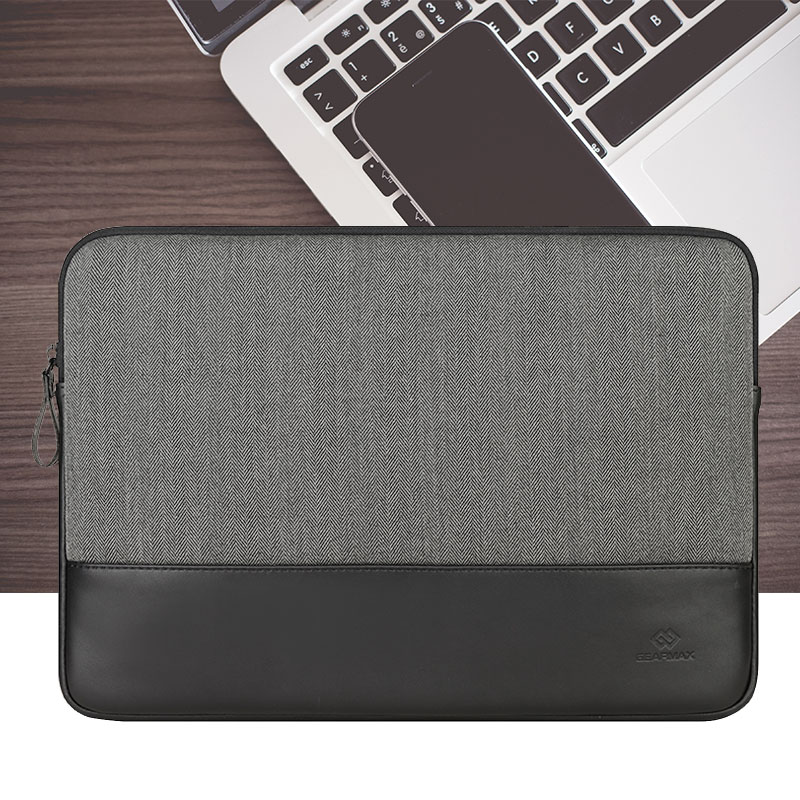 New 13.3 15 inch Laptop Sleeve Bags for apple macbook air Men Notebook Bag for macbook 12 11 Women Tote for macbook air 13 case