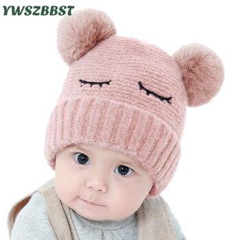 Sombrero de invierno de Newbron para bebés b4adcf37c53