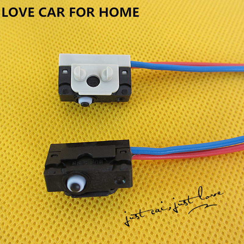 2PCS (Left and right ) door light top a drive link car door lock micro switch original FOR VW PASSAT B5 BORA POLO GOLF 4 MK4-in Switches from Automobiles ...