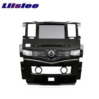 For Nissan Patrol Y62 2007~2017 LiisLee Car Multimedia TV DVD GPS Audio Hi Fi Radio Original Style Navigation Advanced NAV INAVI