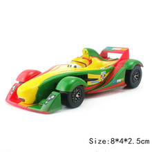 1:55 Diecast Lightning Mcqueen Disney Pixar Alloy Model Cars 2 Mater Clutchgoneski Car Kid
