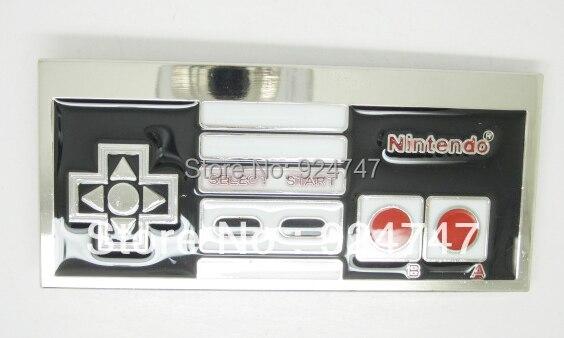 Nintendo Belt Buckle