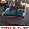 flat PVC glass laminating machine 700mm