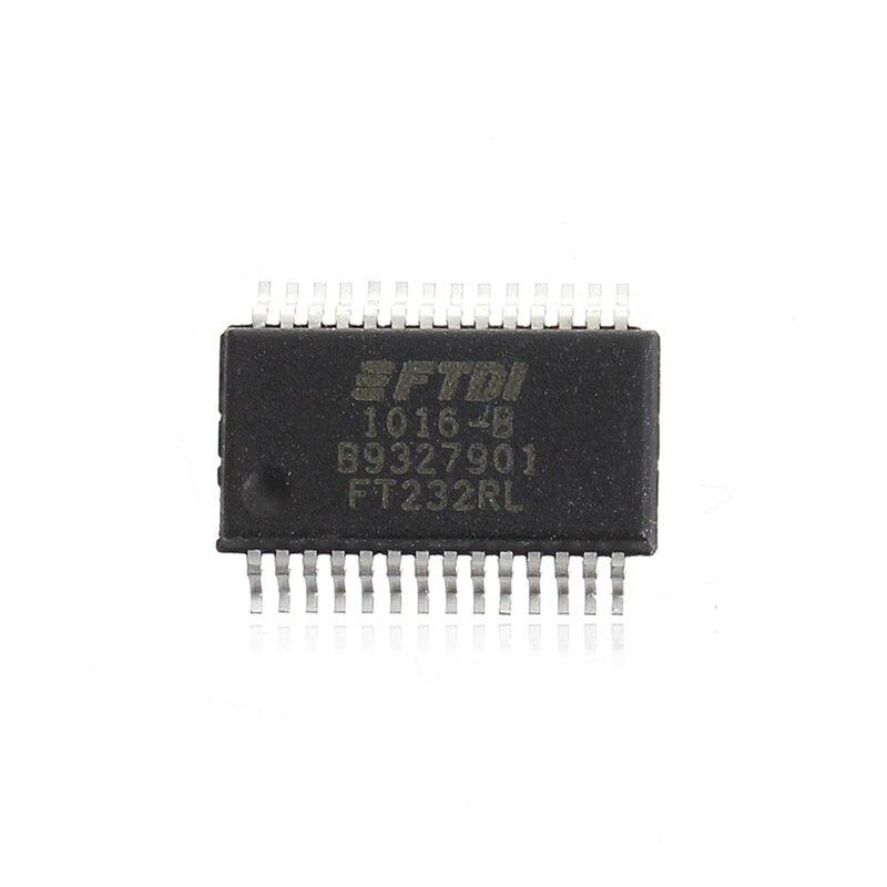 Patch FT232RL pont de puce USB à UART SSOP 28.-in Pièces de rechange et accessoires from Electronique    2